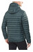 Sherpa Nangpala Hooded Down Jacket Men Taal/Ason Brass